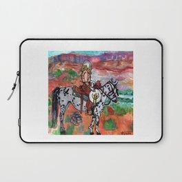 Annie Oakley Laptop Sleeve