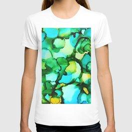Blue & Green - should be seen T-shirt