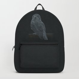 Snowy Owl Backpack