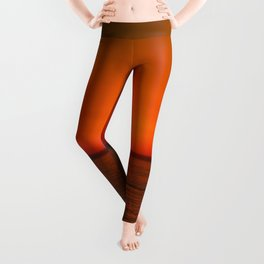 At The End Of The Day Leggings