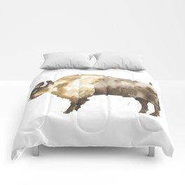 Bison Comforters