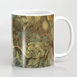 Jupiter's Clouds 2 Coffee Mug