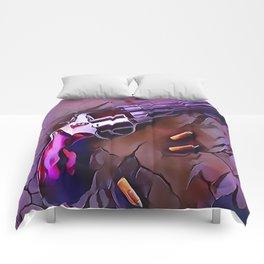 The Wheel Gun Comforters