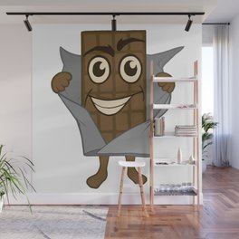 Chocolate Exhibition Wall Mural