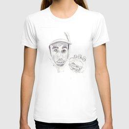 Ty-Burger T-shirt