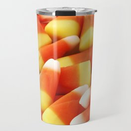 Halloween Candy Corn Travel Mug