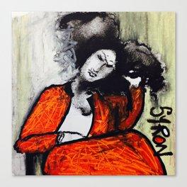 Chloe Canvas Print