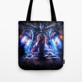 Castlevania: Vampire Variations- Dracula Tote Bag