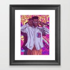 80/90s - GW Framed Art Print