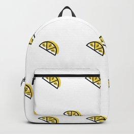 Lemon Wedge Backpack