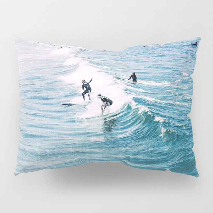 Catch A Wave Pillow Sham