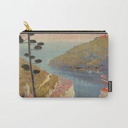 Portofino Italian Riviera Travel Carry-All Pouch