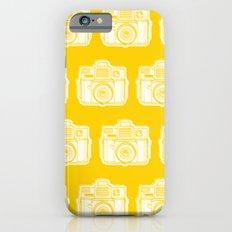 I Still Shoot Film Holga Logo - Reversed Yellow Slim Case iPhone 6s