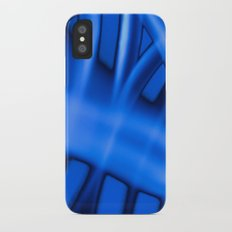 Nothing But Blue #3 Slim Case iPhone X
