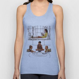 moonrise kingdom Unisex Tank Top
