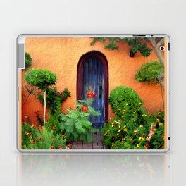 Garden Delights, Mesilla, NM Laptop & iPad Skin