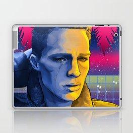 Celestial Beach - Colton Haynes Fanart. (Teen Wolf & Arrow)  Laptop & iPad Skin