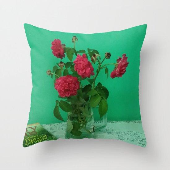 HOME & GARDEN Throw Pillow