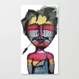 Joshwa Canvas Print