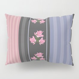 Combined, patchwork 3 Pillow Sham