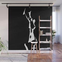 Naked Shadow Wall Mural