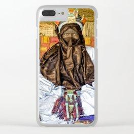 Tuareg elder, Timbuktu, Mali Clear iPhone Case