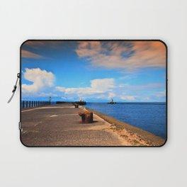 Ayr Pier  Laptop Sleeve