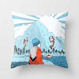 Wonderlanded Throw Pillow