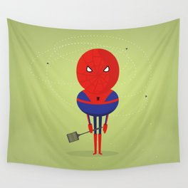 Spider man: My bug hero! Wall Tapestry