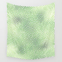 Abstract Pattern XVI Wall Tapestry