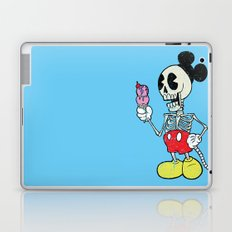 Mickey Bones Laptop & iPad Skin