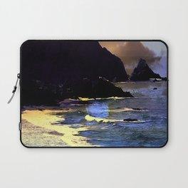 Gold Beach On The Oregon Coast Laptop Sleeve