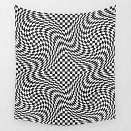 checkerboard wall tapestries society6