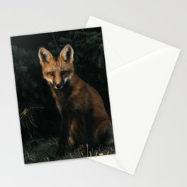 Fox Canada Stationery Cards