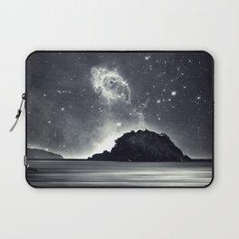 Island in the sea of eternity Laptop Sleeve