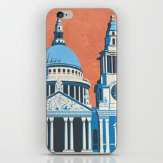 St. Paul's Cathedral iPhone & iPod Skin