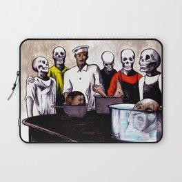 The Bastards' Cooking School of Satan Laptop Sleeve