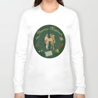 moonrise kingdom Long Sleeve T-shirts featuring Moonrise Kingdom by KelseyMicaela