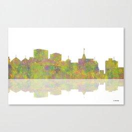 Oakland, California Skyline Canvas Print