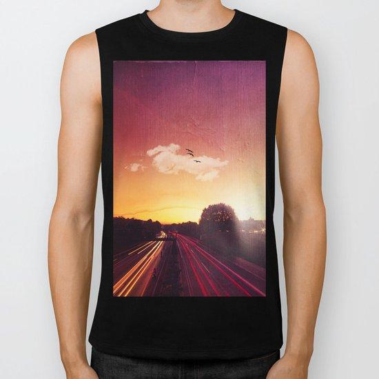 Autobahn Biker Tank