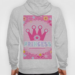 "For the little Princess. From the series ""Gifts for kids"" . Hoody"