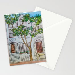 Brownstones Stationery Cards