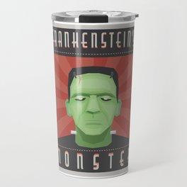 Frankenposter Travel Mug