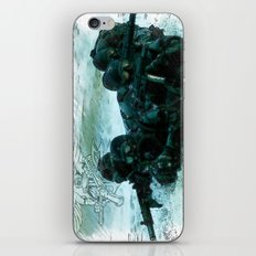 United States Navy Seals iPhone & iPod Skin