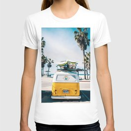 Surfing van T-shirt