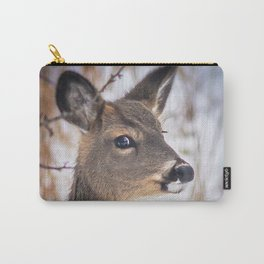 January Whitetail Carry-All Pouch