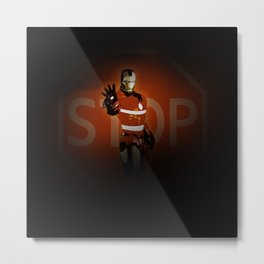 community services Metal Print