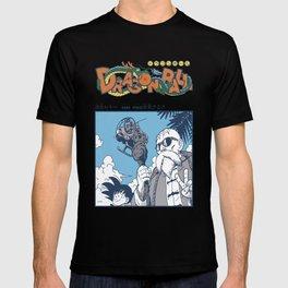 Master Roshi & Gokú T-shirt
