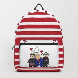 Trump Gang Protest Pack Backpack