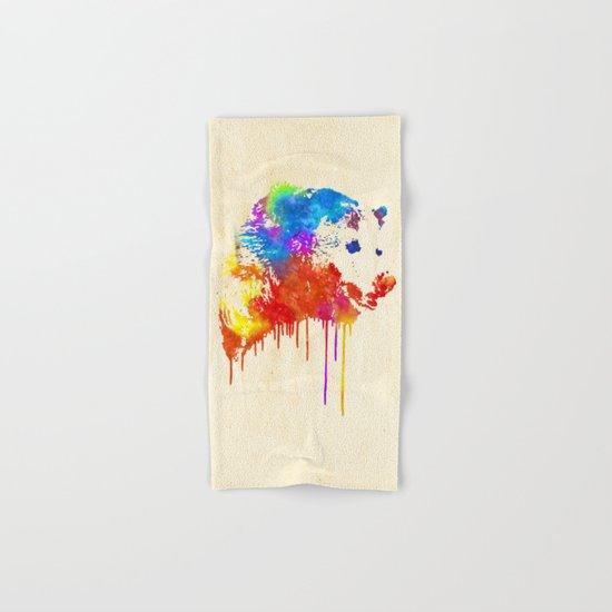 Rainbobear Hand & Bath Towel